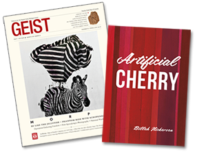 Get a signed copy of Artificial Cherry!
