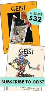 Subscribe to Geist!